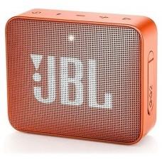 ALTAVOZ  MINI BLUETOOTH JBL GO2 ORANGE 3W RESISTENTE
