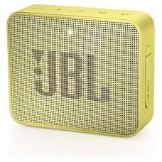 ALTAVOZ MINI BLUETOOTH JBL GO2 COLOR AMARILLO 3W