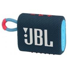 ALTAVOCES JBL GO3 BLUE PINK