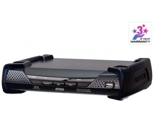 Aten Receptor KVM por IP DVI-D dual link 2K con SFP dual (Espera 4 dias)