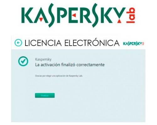 ANTIVIRUS ESD KASPERSKY 5 US 2 AÑOS RENO LIC ELECT (Espera 4 dias)
