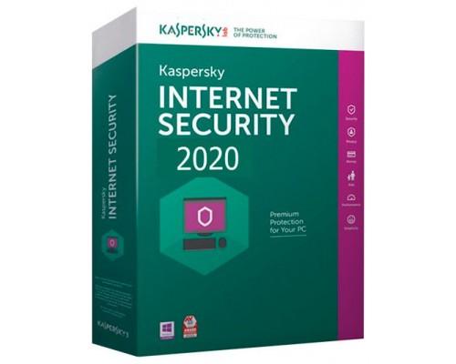 KASPERSKY KIS ANTIVIRUS INTERNET SECURITY 1