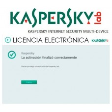 ANTIVIRUS ESD KASPERSKY 10 US INTERNET SEC LIC ELE (Espera 4 dias)