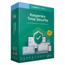 SOFTWARE ANTIVIRUS KASPERSKY  TOTAL SECURITY 1