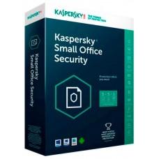 ANTIVIRUS ESD KASPERSKY SMALL OFFICE 1SER+5 LICENC (Espera 4 dias)