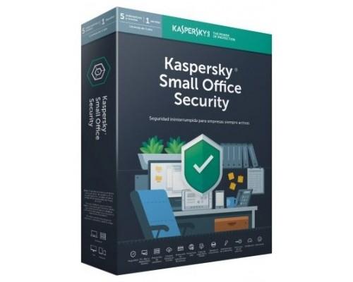 KASPERSKY SMALL OFFICE SECURITY 7  6 DESKTOPS/MAC + 1