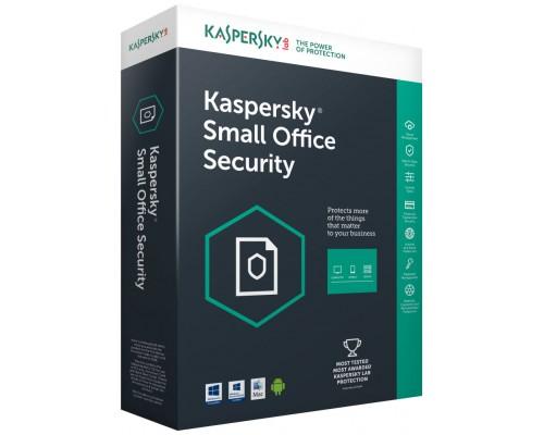 KASPERSKY SMALL OFFICE SECURITY 7 DESKTOPS/MAC + 1