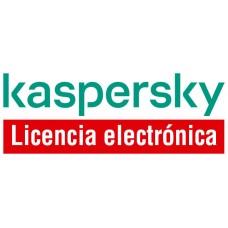 KASPERSKY SMALL OFFICE SECURITY 7 20Lic.+2 Server 3años Renovacion ELECTRONICA (Espera 4 dias)