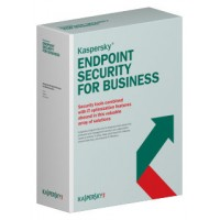 KASPERSKY ENDPOINT SECURITY FOR BUSINESS EDICION