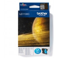 TINTA BROTHER LC1100C CYAN