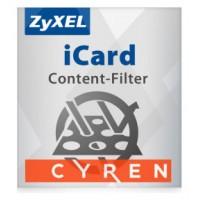 Zyxel iCard Cyren CF 1Y Actualizasr 1 año(s) (Espera 4 dias)