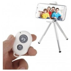 DISPARADOR BLUETOOTH DE FOTOS/VIDEOS PARA SMARTPHONE LL-AM-111-BLANCO (Espera 3 dias)