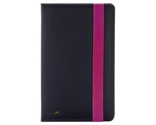"Lybox Funda Tablet Universal. 9.7"". 6 Posiciones. Negro-Violeta"
