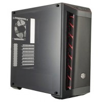 Cooler Master MasterBox MB511 Midi Tower Negro, Rojo (Espera 4 dias)