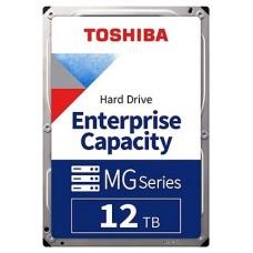 HD 3.5  12TB SATA3 TOSHIBA 256MB MG SERIES
