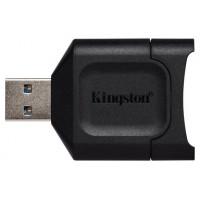 Kingston Technology MobileLite Plus lector de tarjeta Negro USB 3.2 Gen 1 (3.1 Gen 1) Type-A (Espera 4 dias)