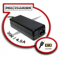 Carg. 20V/4.5A Tipo Square 90W Pro Charger