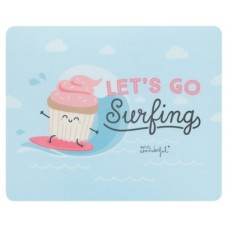 MR Wonderful Alfombrilla Surfing