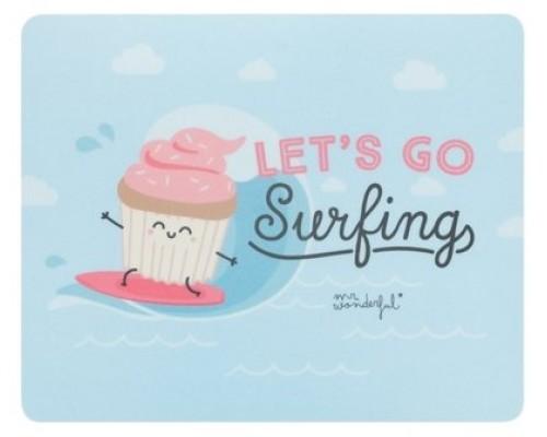 MR Wonderful Alfombrilla Surfing