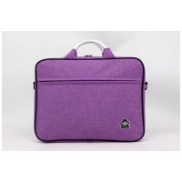 "MALETIN MAILLON BUSINESS MARSELLA 16"" PURPURA"