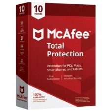 MCAFEE TOTAL PROTECTION 2019 MULTIDISPOSITIVO (10