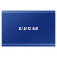 1 TB SSD SERIE PORTABLE T7 BLUE SAMSUNG EXTERNO (Espera 4 dias)
