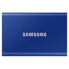 "HD EXTERNO SSD 2.5"" 2TB SAMSUNG T7 BLUE USB3.2 Gen.2 (Espera 4 dias)"