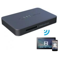 PNY - Lector de tarjetas inalabrico - Lectura SD + USB