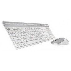 Blue Element PACK-WL-PC-BE/SP teclado RF inalámbrico QWERTY Español Blanco (Espera 4 dias)