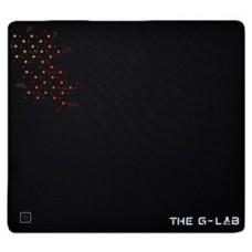 The G-Lab PAD CAESIUM Alfombrilla de ratón para juegos Negro, Multicolor (Espera 4 dias)
