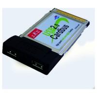 TARJETA PCMCIA USB  PCM-2.0 (Espera 5 dias)