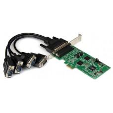 Startech - PCI Express PCIe de 4 Puertos Serie Serial