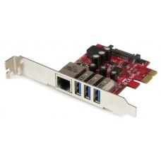 StarTech.com Tarjeta Adaptador de Red Ethernet Gigabit (Espera 3 dias)