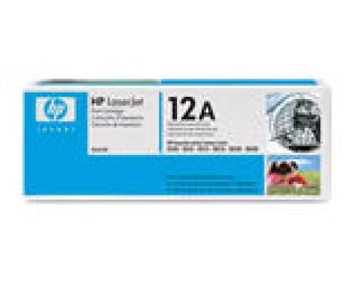 HP TONER 12A NEGRO Q2612A 2.000 PAG.
