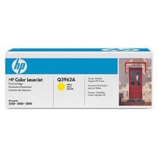 HP 122A TONER HP122A AMARILLO (Q3962A) (Espera 4 dias)