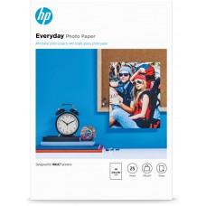 HP PAPEL INKJET 200GR 25 HOJAS PACK 1 A4 FOTOGRAFICO (Espera 3 dias)