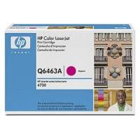 HP TONER 644A MAGENTA LASERJET 4730 (Q6463A) (Espera 4 dias)