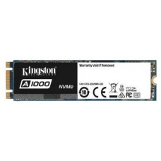 Kingston SA1000M8/240G SSD A1000 NVMe PCIe 240GB