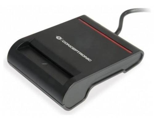 LECTOR TARJETA CHIP DNIE USB CONCEPTRONIC TR3.0 (Espera 4 dias)
