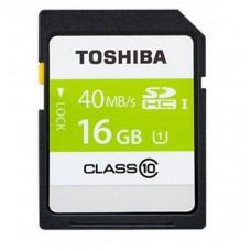 Toshiba SDHC 16GB 16GB SDHC Clase 10 memoria flash