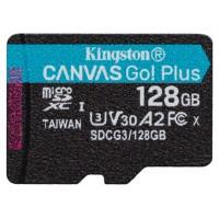 Kingston Technology Canvas Go! Plus memoria flash 128 GB MicroSD Clase 10 UHS-I (Espera 4 dias)