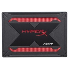 480 GB SSD HYPERX FURY RGB KINGSTON (Espera 4 dias)