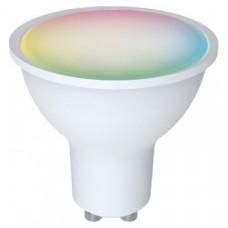 BOMBILLA LED DENVER SHL-450 RGB WIFI GU10 SPOT(PACK 3 UNIDADES)