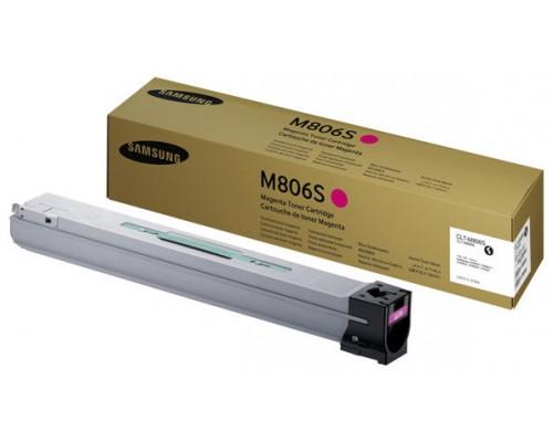 SAMSUNG TONER CLT-M806S   MULTIXPRESS X7500GX/LX MAGENTA (CLT-M806S/ELS)(SS635A) (Espera 4 dias)