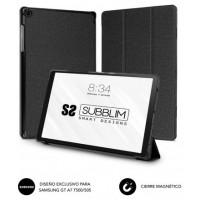 "SUBBLIM FUNDA TABLET SAMSUNG TAB A7 10.4"""" T500/T505 NEGRO 26,4 cm (10.4"") (Espera 4 dias)"