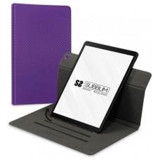 """FUNDA TABLET ROTATE 360 SAMSUNG TAB A T510/515 10.1"""""""" MORADO SUBBLIM (Espera 4 dias)"""