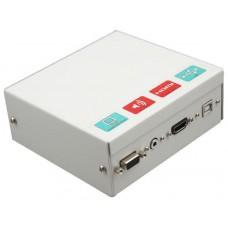 COMPACT BOX 10M CON CABLES (HDMI INCLUIDO)