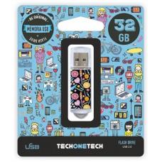 PENDRIVE TECH1TECH-CANDY POP 32GB