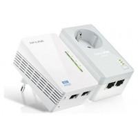 HOMEPLUG WIFI TP-LINK TL-WPA4226KIT 300MB AV500 CON 2