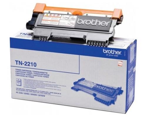 Brother Tóner TN2210 Negro